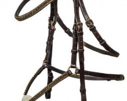 Schockemohle Sports Gauguin Xtreme Figure-8 Bridle