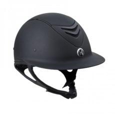 Defender AVANCE Wide Brim Helmet - Matte Black